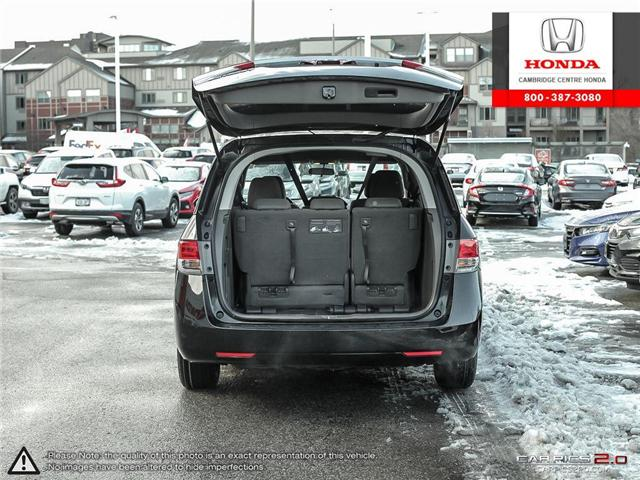 2015 Honda Odyssey EX (Stk: 18702A) in Cambridge - Image 11 of 27