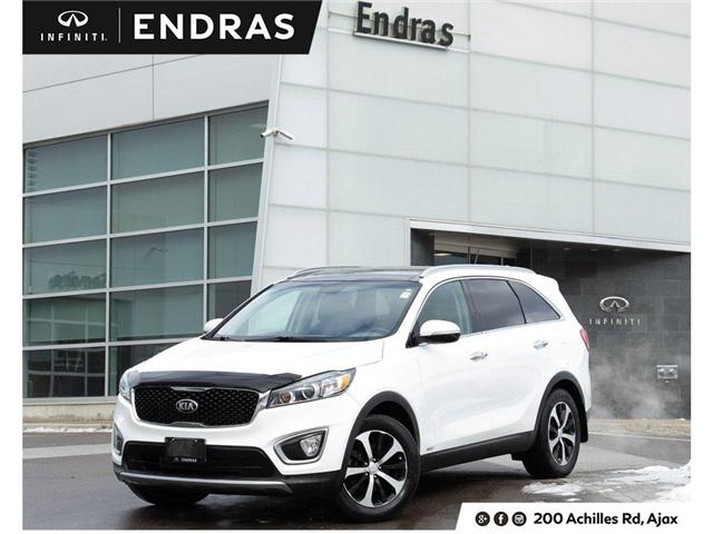 2016 Kia Sorento  (Stk: P0753) in Ajax - Image 1 of 27