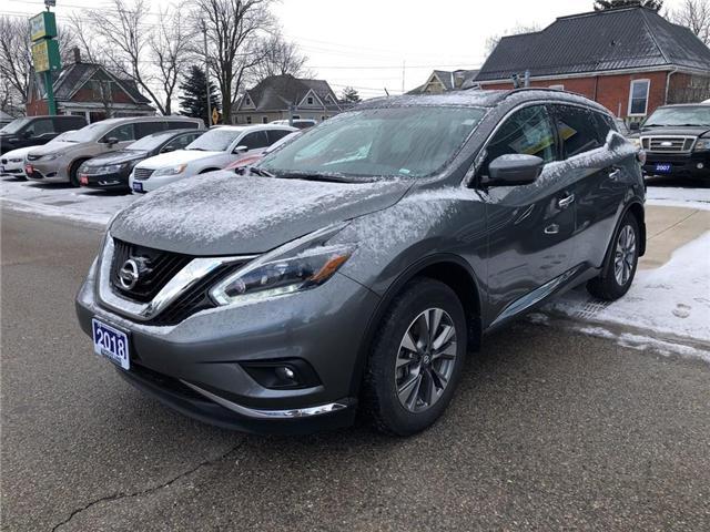 2018 Nissan Murano SV (Stk: 5N1AZ2) in Belmont - Image 1 of 19