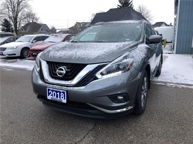 2018 Nissan Murano SV (Stk: 5N1AZ2) in Belmont - Image 2 of 19