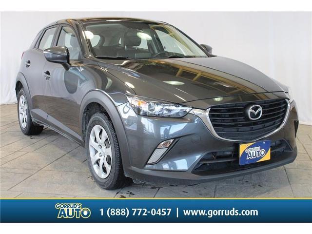 2017 Mazda CX-3 GS (Stk: 163220) in Milton - Image 1 of 44