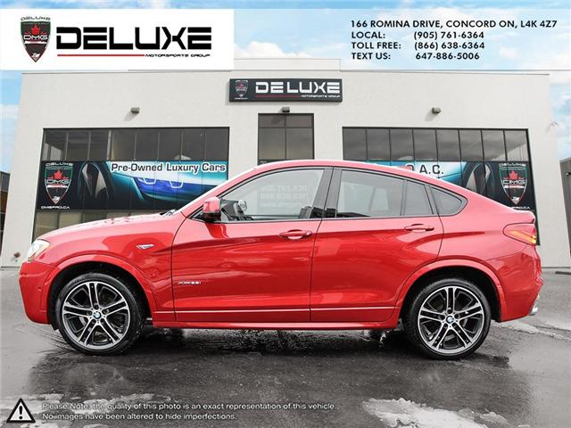 2017 BMW X4 xDrive28i (Stk: D0519) in Concord - Image 3 of 24