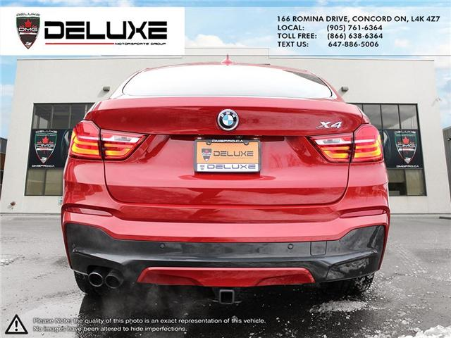 2017 BMW X4 xDrive28i (Stk: D0519) in Concord - Image 5 of 24
