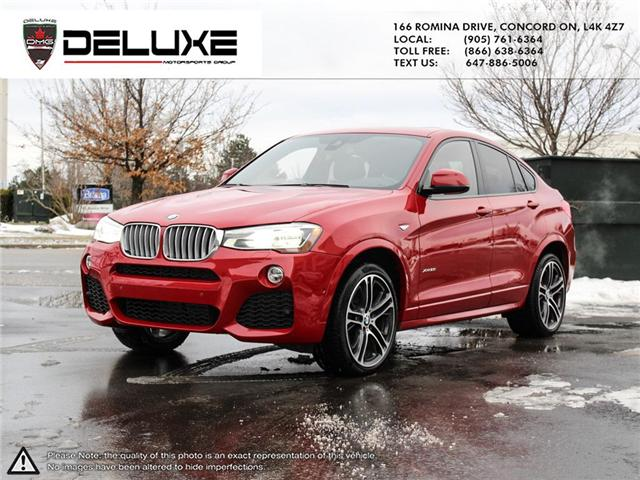 2017 BMW X4 xDrive28i (Stk: D0519) in Concord - Image 8 of 24