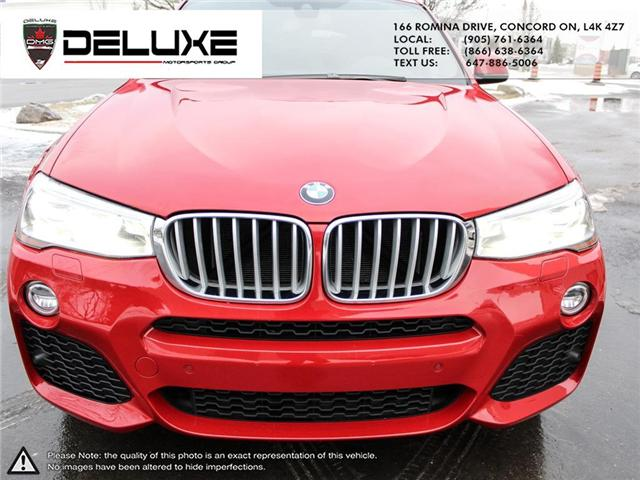2017 BMW X4 xDrive28i (Stk: D0519) in Concord - Image 9 of 24