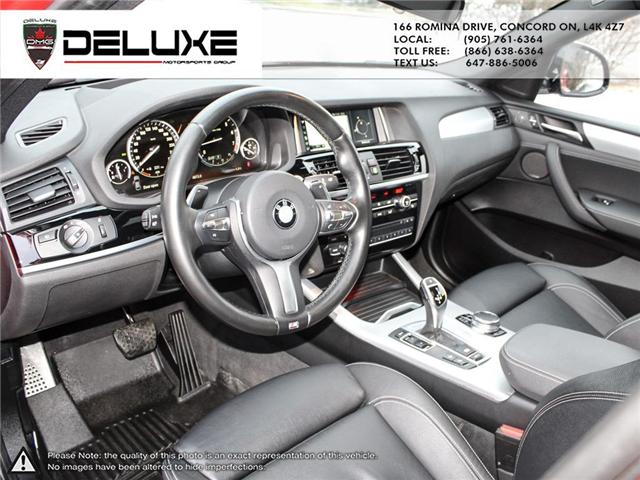 2017 BMW X4 xDrive28i (Stk: D0519) in Concord - Image 11 of 24