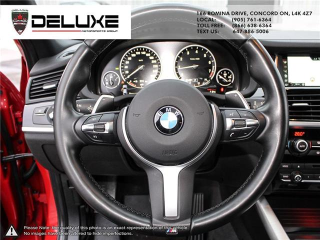 2017 BMW X4 xDrive28i (Stk: D0519) in Concord - Image 16 of 24