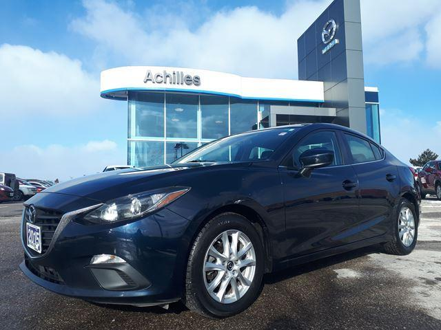 2015 Mazda Mazda3 GS (Stk: H1716A) in Milton - Image 1 of 11