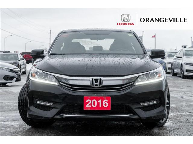 2016 Honda Accord Sport (Stk: C19018A) in Orangeville - Image 2 of 20