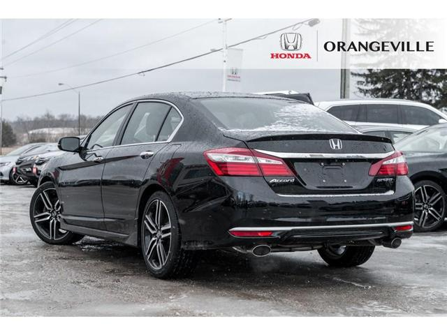 2016 Honda Accord Sport (Stk: C19018A) in Orangeville - Image 5 of 20