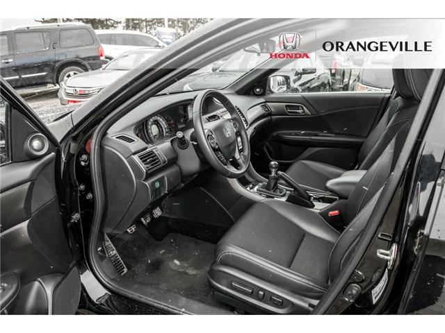 2016 Honda Accord Sport (Stk: C19018A) in Orangeville - Image 8 of 20