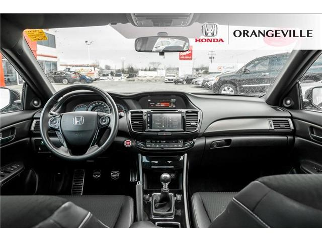 2016 Honda Accord Sport (Stk: C19018A) in Orangeville - Image 19 of 20