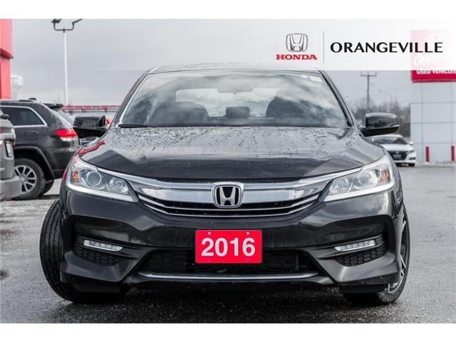 2016 Honda Accord Sport (Stk: C190170) in Orangeville - Image 2 of 20