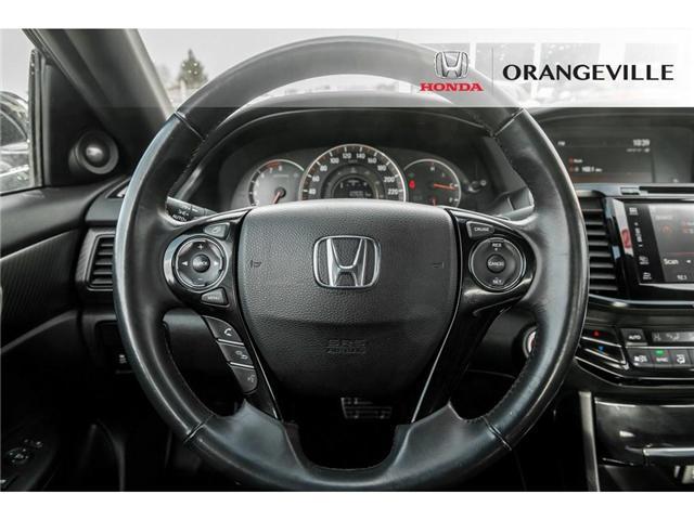 2016 Honda Accord Sport (Stk: C190170) in Orangeville - Image 9 of 20