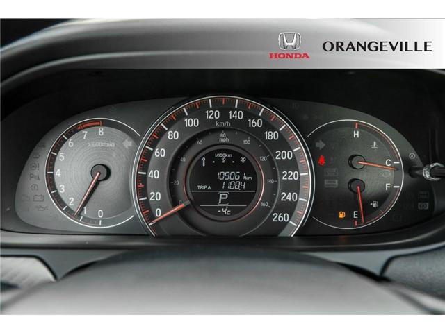 2016 Honda Accord Sport (Stk: C190170) in Orangeville - Image 10 of 20