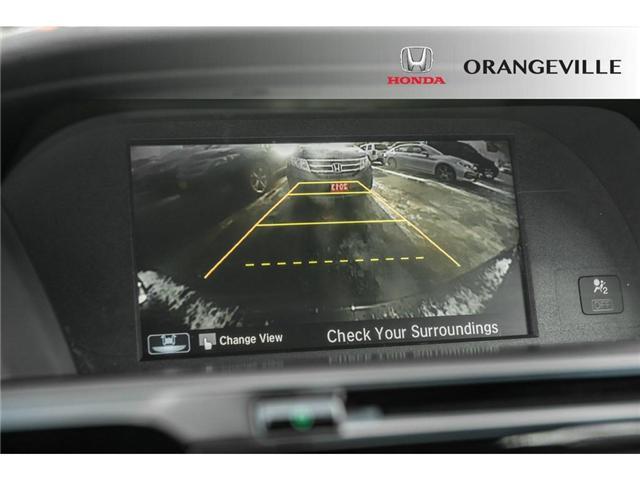 2016 Honda Accord Sport (Stk: C190170) in Orangeville - Image 11 of 20