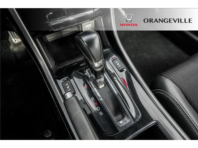 2016 Honda Accord Sport (Stk: C190170) in Orangeville - Image 14 of 20