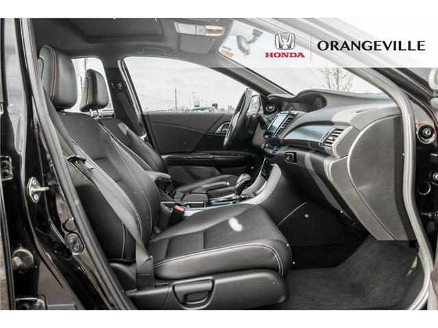 2016 Honda Accord Sport (Stk: C190170) in Orangeville - Image 17 of 20