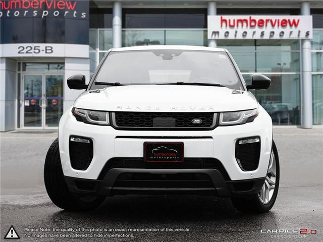 2017 Land Rover Range Rover Evoque HSE DYNAMIC (Stk: 19HMS010) in Mississauga - Image 2 of 27