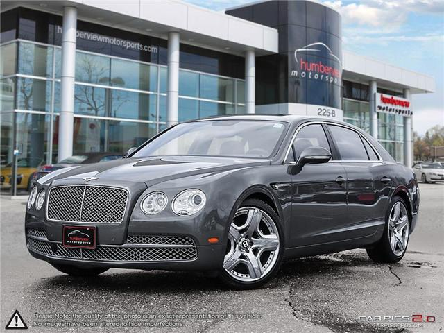 2015 Bentley Flying Spur 4dr Sdn W12 (Stk: 19MSX024) in Mississauga - Image 1 of 27