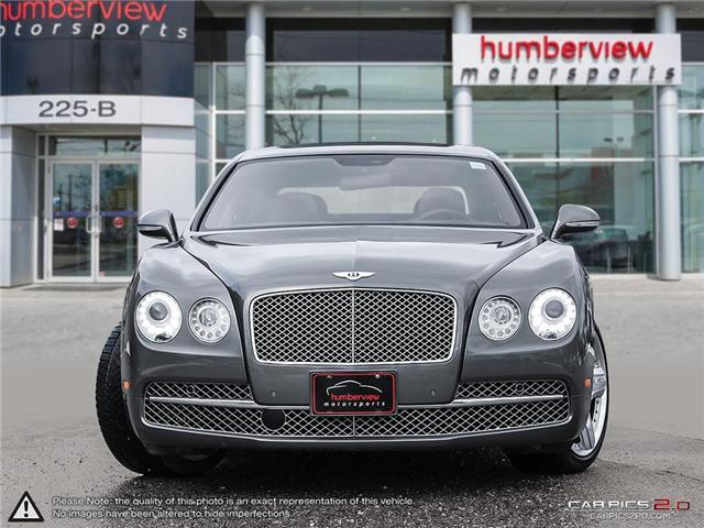 2015 Bentley Flying Spur 4dr Sdn W12 (Stk: 19MSX024) in Mississauga - Image 2 of 27