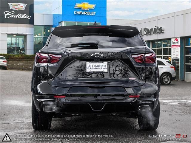 2019 Chevrolet Blazer RS (Stk: 2975637) in Toronto - Image 5 of 27