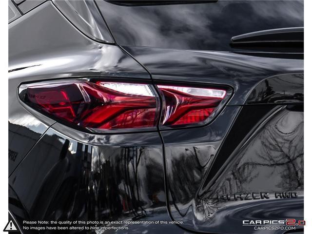 2019 Chevrolet Blazer RS (Stk: 2975637) in Toronto - Image 12 of 27