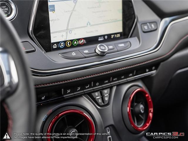 2019 Chevrolet Blazer RS (Stk: 2975637) in Toronto - Image 20 of 27