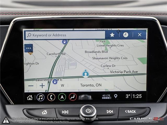 2019 Chevrolet Blazer RS (Stk: 2975637) in Toronto - Image 21 of 27