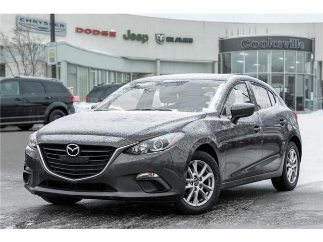 2016 Mazda Mazda3 GS (Stk: 7827PR) in Mississauga - Image 1 of 19