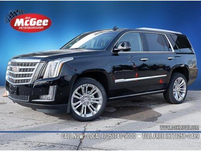 2019 Cadillac Escalade Premium Luxury (Stk: 19216) in Peterborough - Image 1 of 4
