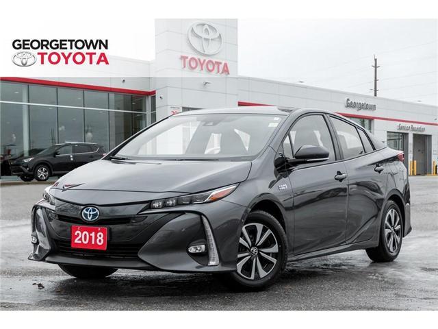 2018 Toyota Prius Prime  (Stk: 18-92016) in Georgetown - Image 1 of 19