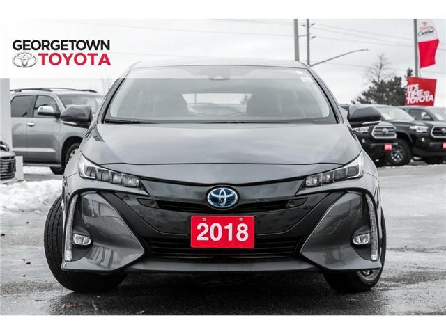 2018 Toyota Prius Prime  (Stk: 18-92016) in Georgetown - Image 2 of 19