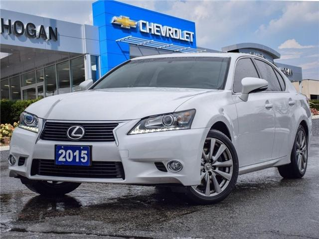 2015 Lexus GS 350 Base (Stk: WU005283) in Scarborough - Image 1 of 29