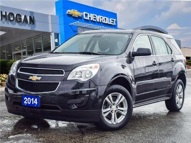 2014 Chevrolet Equinox LS (Stk: WX315794) in Scarborough - Image 1 of 25