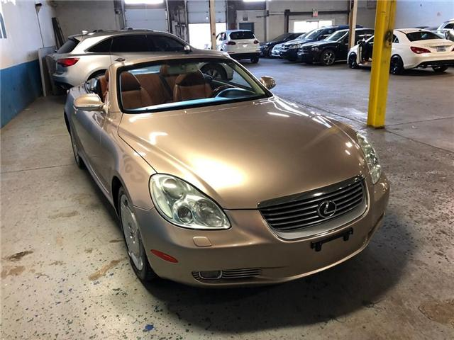 2004 Lexus SC 430 Base (Stk: 11819) in Toronto - Image 9 of 26