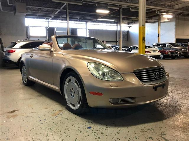 2004 Lexus SC 430 Base (Stk: 11819) in Toronto - Image 10 of 26