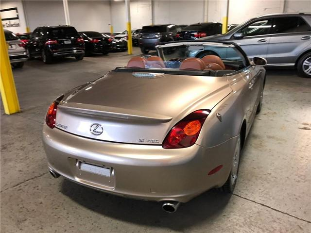 2004 Lexus SC 430 Base (Stk: 11819) in Toronto - Image 11 of 26