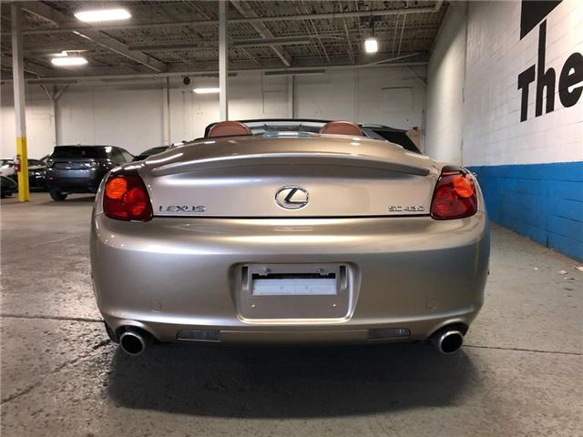 2004 Lexus SC 430 Base (Stk: 11819) in Toronto - Image 13 of 26