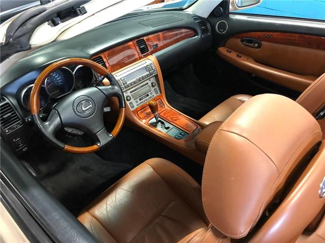 2004 Lexus SC 430 Base (Stk: 11819) in Toronto - Image 21 of 26