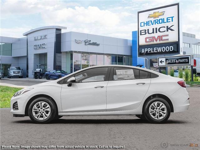 2019 Chevrolet Cruze LS (Stk: C9J036) in Mississauga - Image 3 of 24