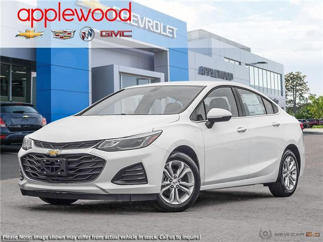 2019 Chevrolet Cruze LT (Stk: C9J038) in Mississauga - Image 1 of 24