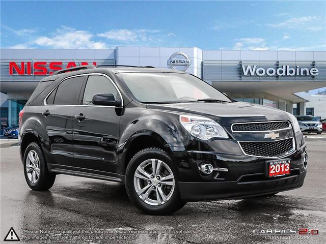 2013 Chevrolet Equinox 1LT (Stk: P7204) in Etobicoke - Image 1 of 25