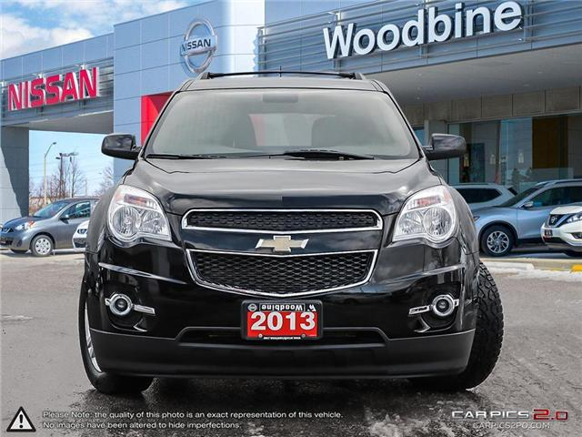 2013 Chevrolet Equinox 1LT (Stk: P7204) in Etobicoke - Image 2 of 25