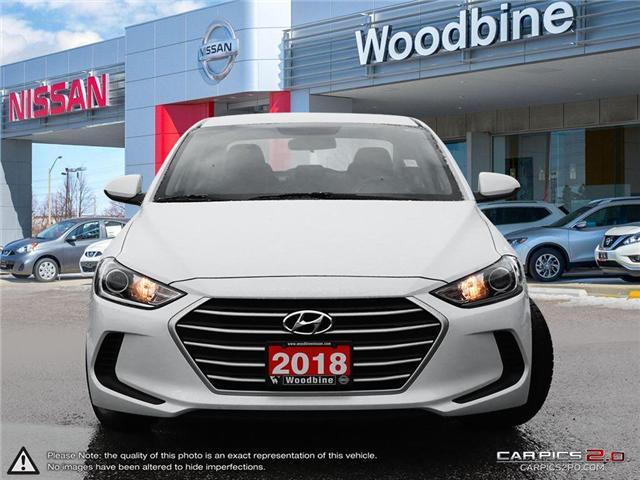 2018 Hyundai Elantra LE (Stk: QA3-18A) in Etobicoke - Image 2 of 25