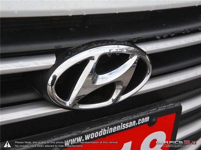 2018 Hyundai Elantra LE (Stk: QA3-18A) in Etobicoke - Image 8 of 25