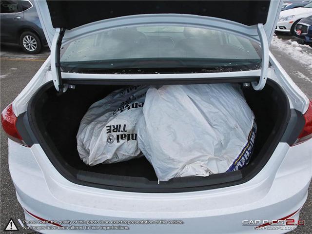 2018 Hyundai Elantra LE (Stk: QA3-18A) in Etobicoke - Image 10 of 25