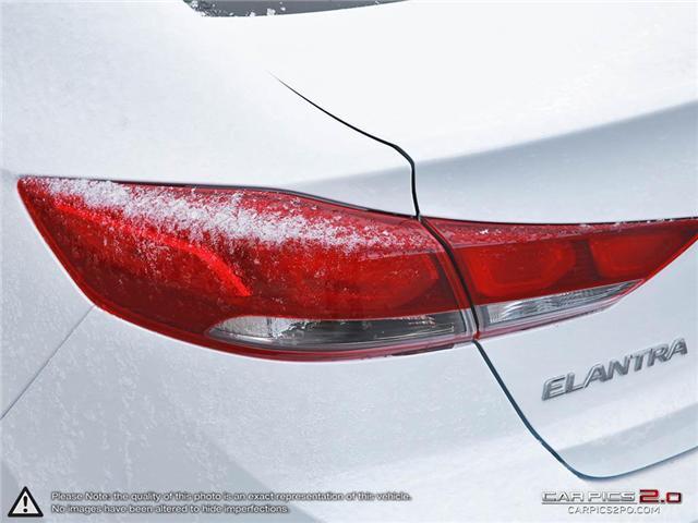2018 Hyundai Elantra LE (Stk: QA3-18A) in Etobicoke - Image 11 of 25