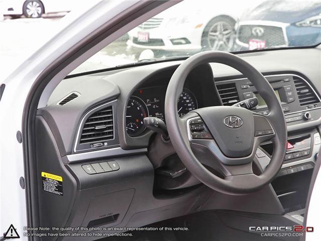 2018 Hyundai Elantra LE (Stk: QA3-18A) in Etobicoke - Image 12 of 25