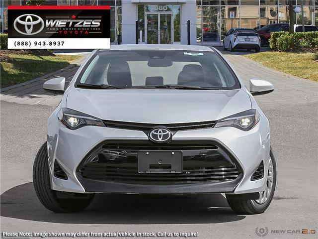 2019 Toyota Corolla LE (Stk: 68037) in Vaughan - Image 2 of 24